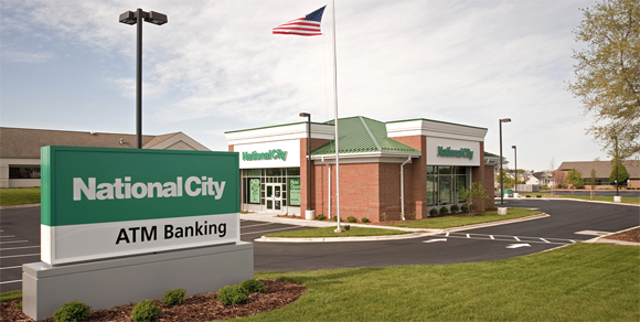 Not National city bank sucks know